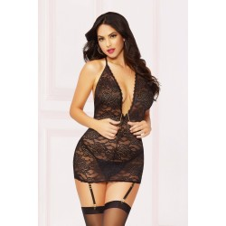 Chain Reaction Chemise Set